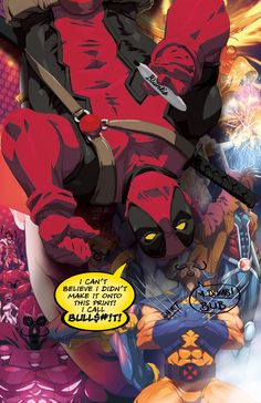 Deadpool by The Chamba