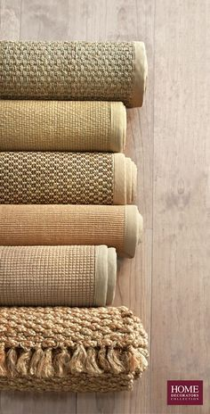 Natural Fiber Rugs Like Jute And Sisal Are Ideal For A Kitchen Or Living Room