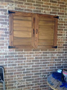 Outside Tv Cabinet
