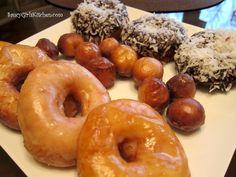 Who wants a fresh warm homemade Donut? The glazed taste just like Krispy Kreme donuts!  http://www.saucygirlskitchen.com/2013/12/09/homemade-donuts-–-just-like-krispy-kreme/