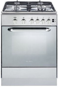elba gas oven 600 classic buy now and save - Gas Ovens