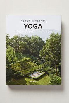 A book full of liberating Yoga retreats around the globe