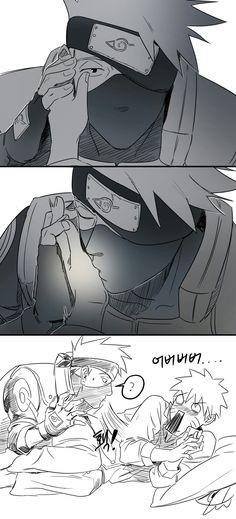 Naruto And Shikamaru, Kakashi Sensei, Naruto Sasuke Sakura, Naruto Uzumaki Shippuden, Naruto Cute, Anime Naruto, Boruto, Funny Naruto Memes, Naruto Comic