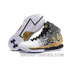 a98bf37a5d9 Under Armour Stephen Curry 1 Shoes MVP Authentic Fwn3X