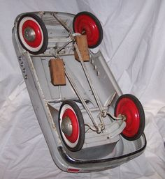 Antique Pedal Car - Buick Murray late 1940's