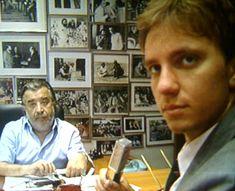 ...QUANDO EMANUELE CARIOTI INTERVISTO' IL MAESTRO PUPI AVATI...12/09/1994