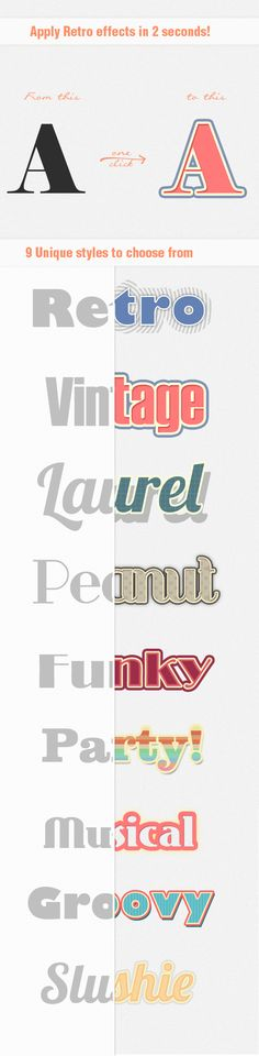 Get 327 Premium Photoshop Text Styles for Just $24