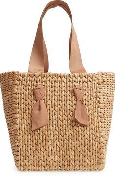 Diy Burlap Bags, Jute Bags, Crochet Tote, Crochet Handbags, Knit Basket, Art Bag, Fabric Bags, Knitted Bags, Handmade Bags