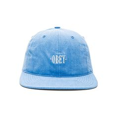Obey Wilhelm Cap ($30) ❤ liked on Polyvore featuring men's fashion, men's accessories, men's hats, hats and mens caps and hats