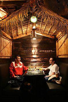 The Forbidden Island Tiki Lounge in Alameda