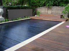 Elite Rigid Pool Retractable Cover