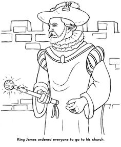 Martin Luther Germany Tags : Martin Luther King Jr Coloring Page ... | 288x236