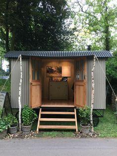 2015 The Plankbridge Ltd hut at The RHS Chelsea Flower Show