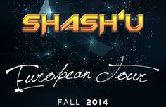 WORK MIX OF THE WEEK: FALL 2014 EUROPEAN TOUR MIX BY SHASH'U