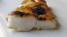 Miso-Glazed Cod