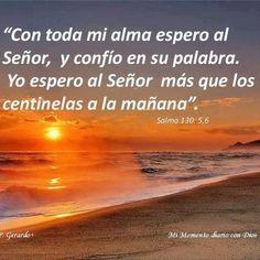 confio en Dios