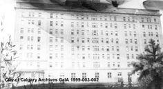 1918 or 1919 Palliser Hotel, Calgary, Alberta - Alberta On Record (photo of the back? Historical Photos, Calgary, Photograph, City, Historical Pictures, Photography, Photographs, Cities, Fotografia