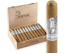 Man O' War Virtue Toro #Cigar - Box of 22