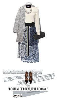 Yoins by purpleagony on Polyvore featuring polyvore fashion style Apiece Apart Preen Aquazzura clothing yoins