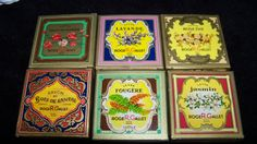 Vintage Roger Gallet 6 Guest Soap Bars.  This is how we survived before body wash.