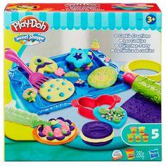 Conjunto Play Doh Biscoitos Divertidos - Hasbro