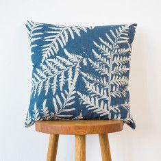 Bracken & Hakea cushion cover