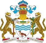 HISTORY OF GUYANA   ...Coat of arms of Guyana