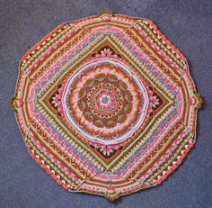 Round 68 of Sophie's Universe completed. Week 7 out of 20, (part 8). Thank you Dedri and friends for such easy and clear instructions.
