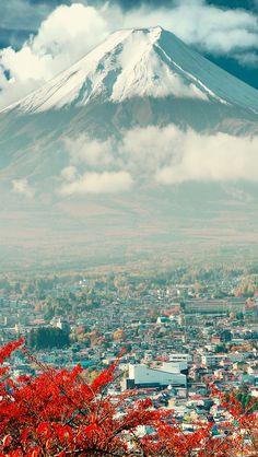 Mount Fuji In Japan iPhone 5s Wallpaper Download | iPhone Wallpapers, iPad wallpapers One-stop Download