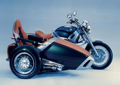 BMW R1200C Sidecar Concept on Behance Trike Motorcycle, Aesthetics, Behance, Bmw, Concept, Vehicles, Motorbikes, Car, Vehicle
