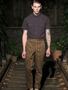 #Stripes are in for men #fashion: http://www.cefashion.net/mens-fashion-trends-say-yes-to-stripes/