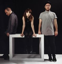 Chvrches - #ClippedOnIssuu from DIY, October 2015