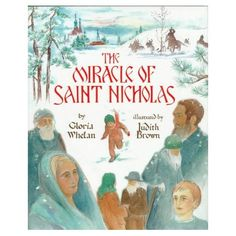 this is one of my favorite books for Christmas and St. Nicholas Day!