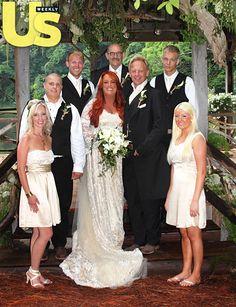 Wynonna Judd Wedding