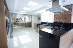 Residência Juvevê (De VL Arquitetura e Interiores)