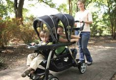 Graco DuoGlider Stroller  Review: http://bestqualitystrollers.com/graco-duoglider-click-connect-stroller-review/