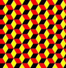 A tessellation. (Order)