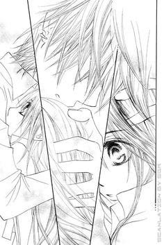 Yuki... I won't run away anymore. So don't cry.