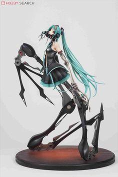 Buy Hatsune Miku Japan Anime Game Vocaloid Japan Anime PVC Figure 10 JP Limited Rare at online store Vocaloid, Vinyl Toys, Vinyl Art, Figurine Anime, Arte Peculiar, Anime Dolls, 3d Prints, Doll Repaint, Custom Dolls