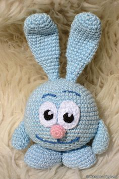 Cute easter basket stuffer - free pattern