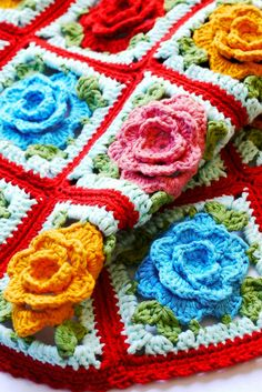 Our top 10 crocheted blankets - Let's Knit blog