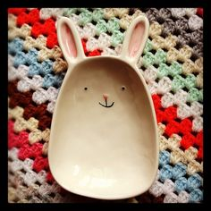 Well, you could make any number of cute little woodland creatures using this simple inspiration!: