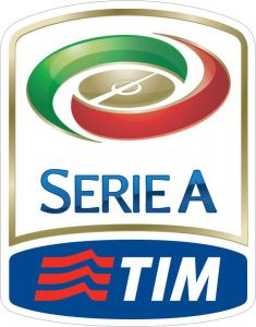 Italian football league - logo
