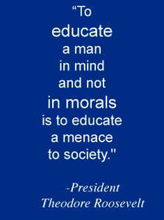 Can't find original site but this is a good quote.  Unfortunately, sometimes it gets twisted beyond recognition to serve a hateful, bigoted agenda.  Teach critical thinking, folks.  I think formal logic/Boolean Algebra should be a required subject.  Truth doesn't rest easy on a base of falsehood.