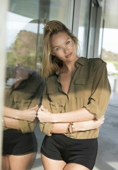 models-fashion111:  Candice Swanepoel for Biotherm 2015...