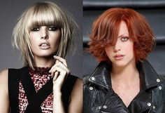 Divinas para las fiestas: peinados para pelo corto