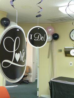Having a Bridal Shower at the Office - #Love #IDO #OfficeBridalShower www.multicareinc.com