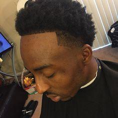 #BeardGodBlessings #614cutz #barberlife #barberforlife #barber4life #crispy #taper #edgeup #crispy  by milkthegoat_
