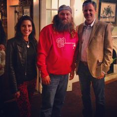 Willie Robertson visited Liberty University for the third time on March 9. #duckdynasty #libertyuniversity