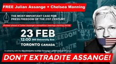 """The moment is here where I ask Canadians in the Toronto area to come out and show support for when he needs it most. Chelsea Manning, Toronto Canada, Campaign, In This Moment, Street"